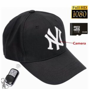 Cap Hidden Camera