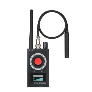 GPS, Lens and RF Signal Bug Detector