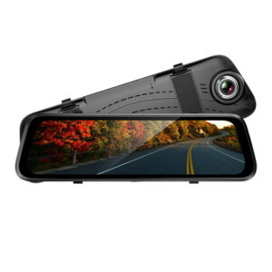 Mirror Car Dvr 1080P Dual Lens Dash Camera
