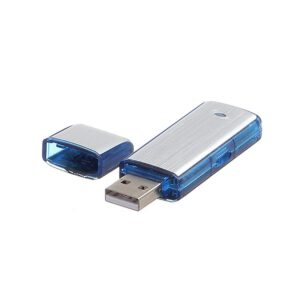 USB Flash Drive Voice Activated Recorder